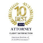 Top 10 Best Law Firm Badge