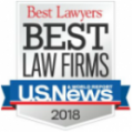 Best Lawyers Best Law Firms U.S. News & World Report 2018 Moaddel Law Firm Best Criminal Defense Law Firm Badge