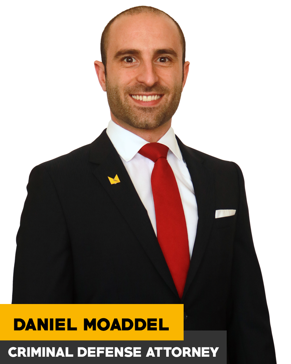 Los Angeles Criminal Defense Attorney Daniel Moaddel