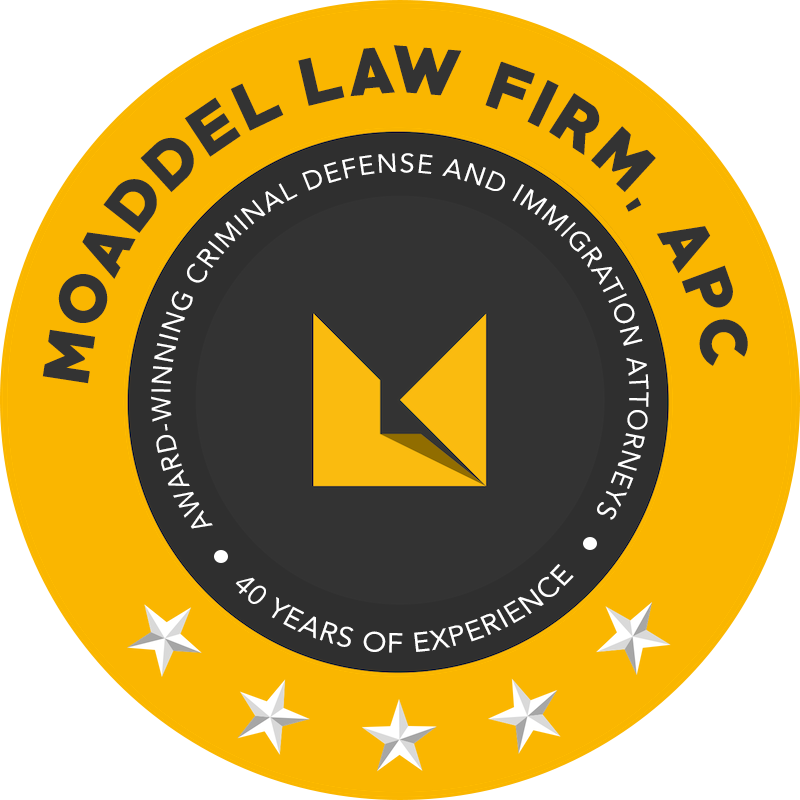 Moaddel Law Firm | Los Angeles Criminal Defense Attorneys Logo
