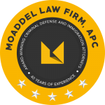 Moaddel Law Firm Logo